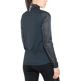 Mizuno Static BT Half-Zip Windtop Damen black/black